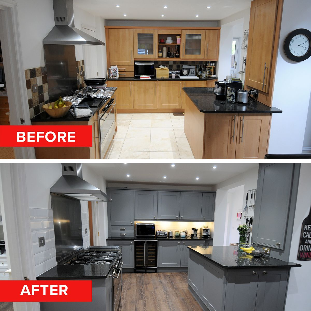 Modernise Your Kitchen With A Dream Doors Transformation Whethe In 2020 Replacement Kitchen Cupboard Doors Replacement Kitchen Doors Replacement Kitchen Cabinet Doors