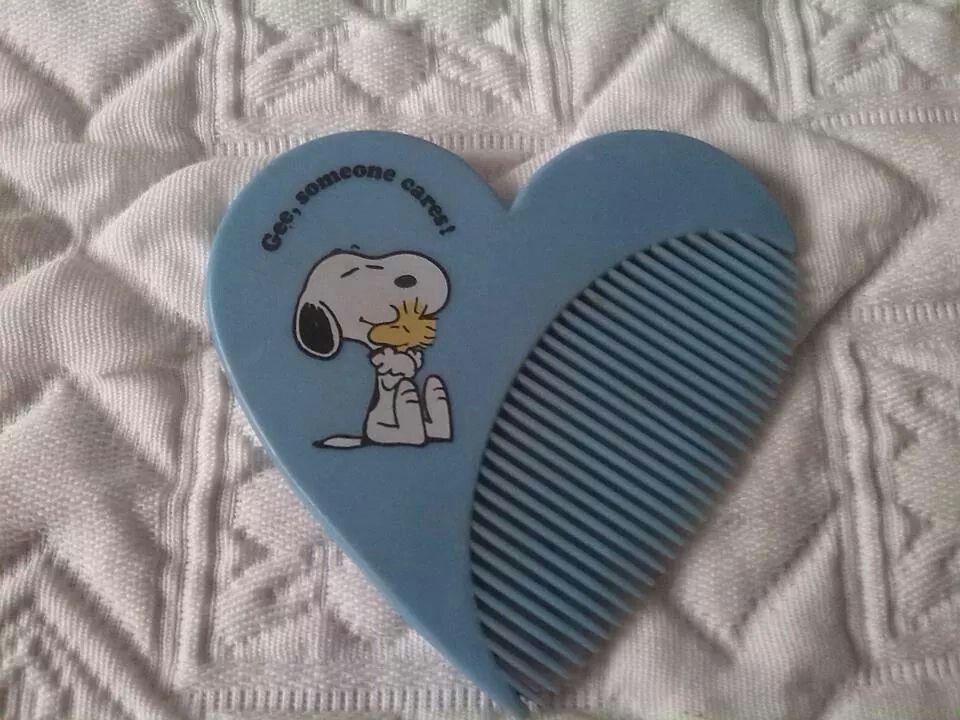 Peine de Snoopy