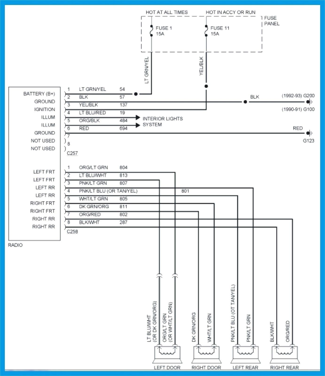 New 2004 Dodge Ram 1500 Ignition Wiring Diagram Ford