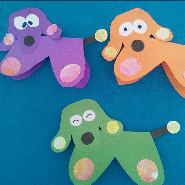 Dog Craft Ideas For Kids Part - 26: Dog Craft Idea For Kids (2)