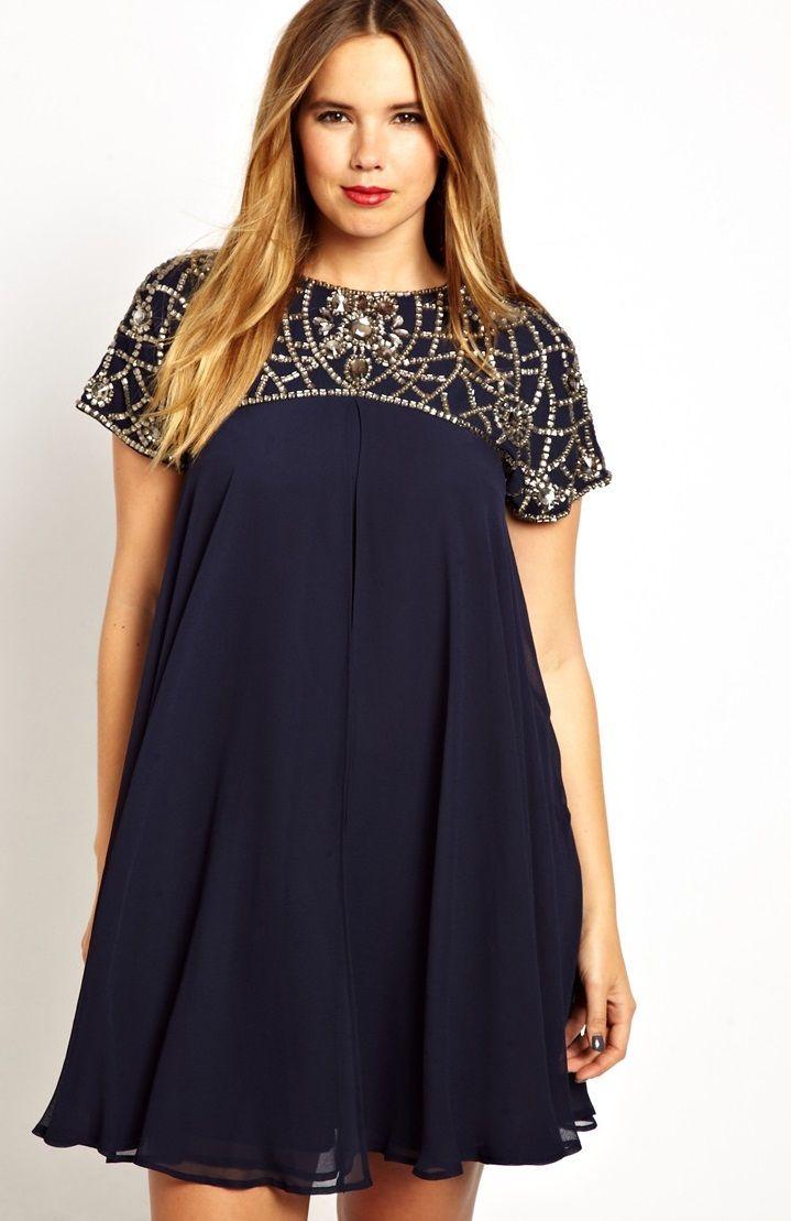 Cute Plus Size Dresses 2 Plus Size Vestidos Curtos E Mdios