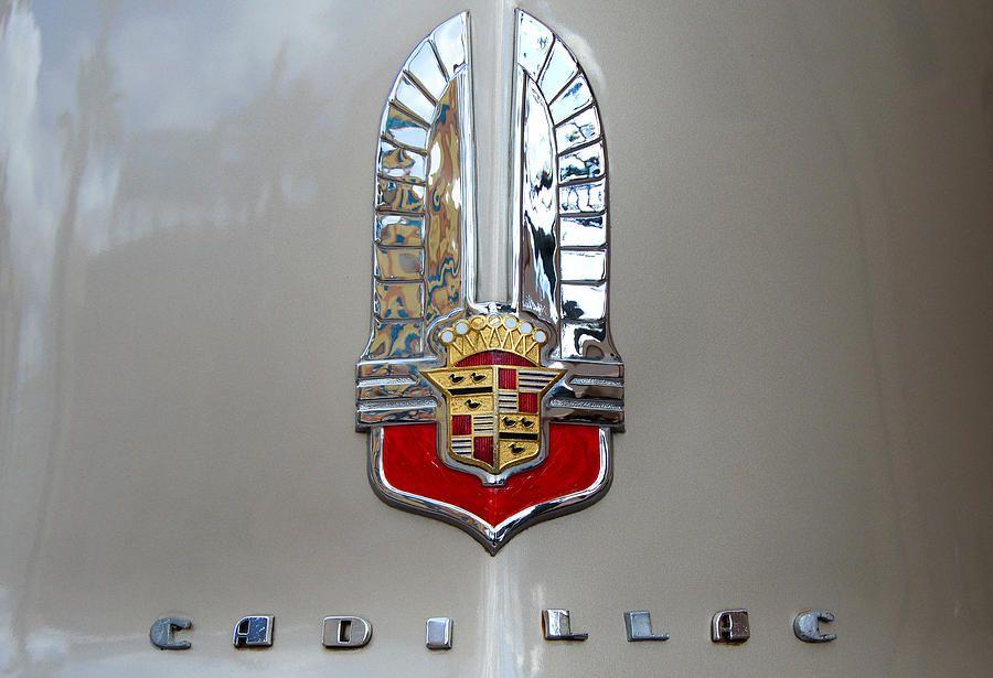 Cadillac Logo 1942