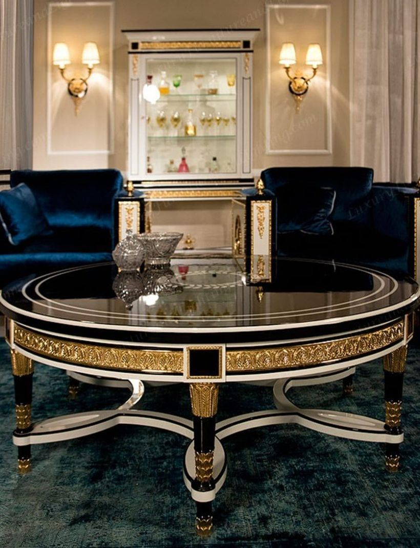 3o Luxurious Classic Furniture Pieces That Will Never Out Of Style Talkdecor Classic Furniture Luxury Furniture European Living [ 1069 x 820 Pixel ]