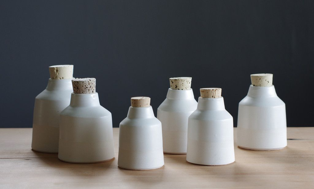 vbottles_row_extended vitrifiedstudio ceramics portland austin feliz sale handmade texas