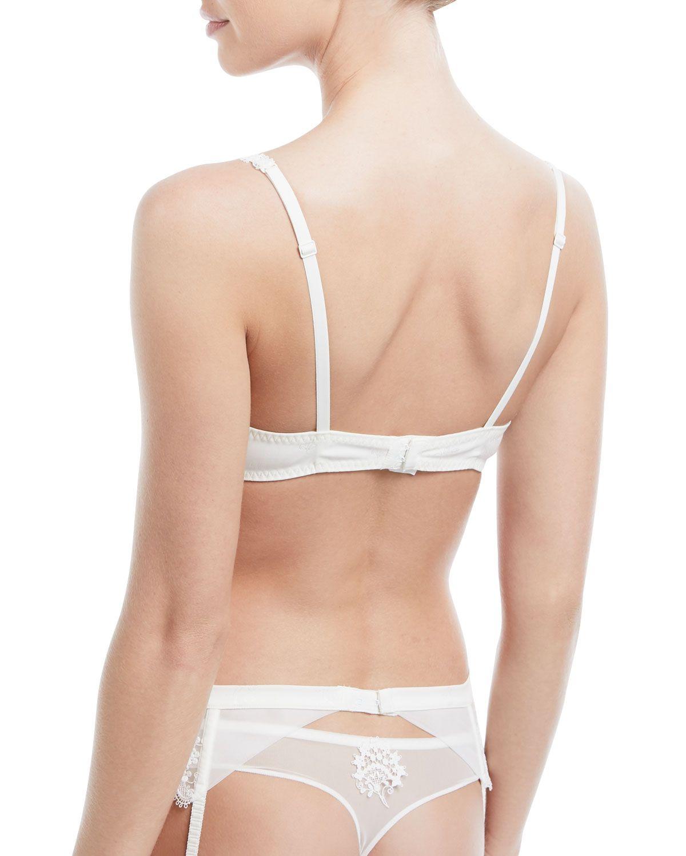d3eb066e962 Simone Perele Wish Lace Suspenders Garter Belt