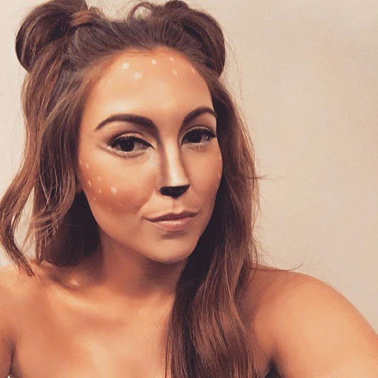 Halloween Makeup Ideas (@halloweenmakeupideas) \u2022 Instagram photos - halloween makeup ideas easy