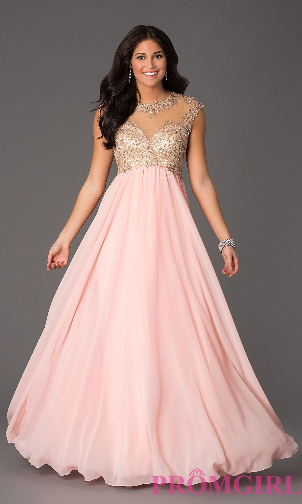 Prom Dresses, Plus Size Dresses, Prom Shoes: Floor Length Cap Sleeve ...
