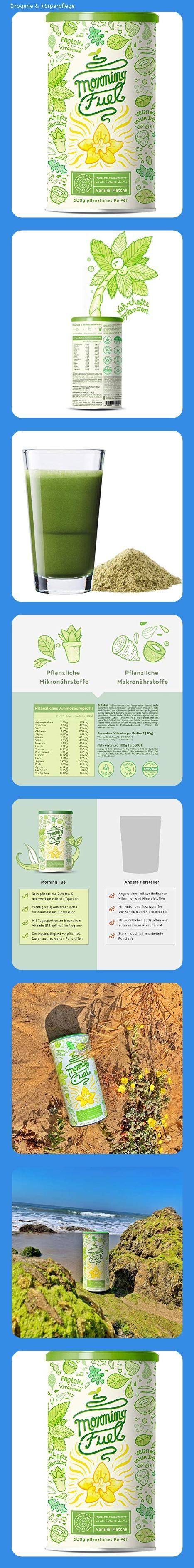 Morning Fuel Fruhstucksmischung Mit Mikro Makronahrstoffen