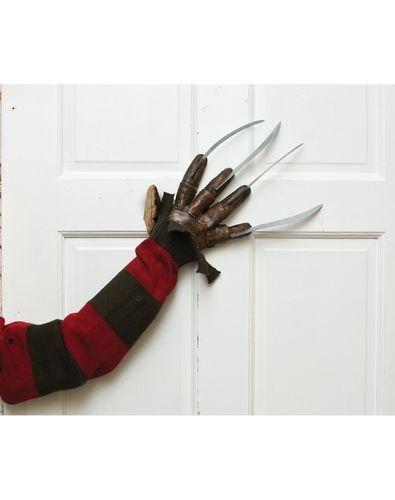 Freddy Krueger Door Knocker from Spirit Halloween on shop