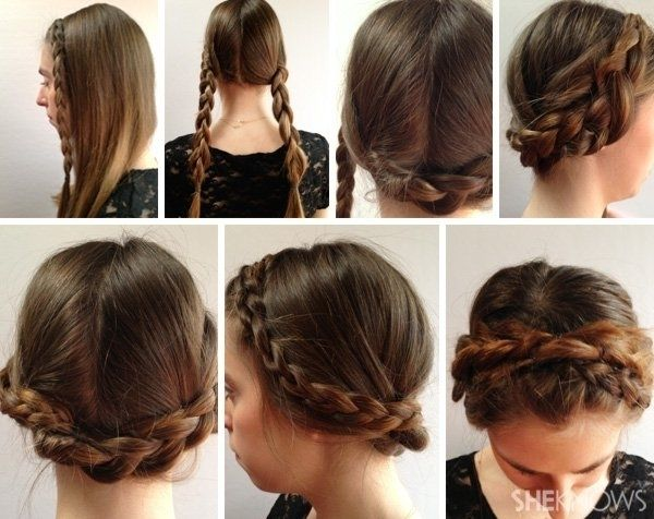 Fast And Easy Hairstyles Enchanting Fast And Simple Kids Hairstyles Stepstep Easy Hairstyles Kids