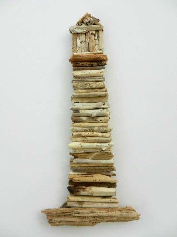 Arredare casa al mare con il fai da te driftwood for Oggetti fai da te per arredare casa