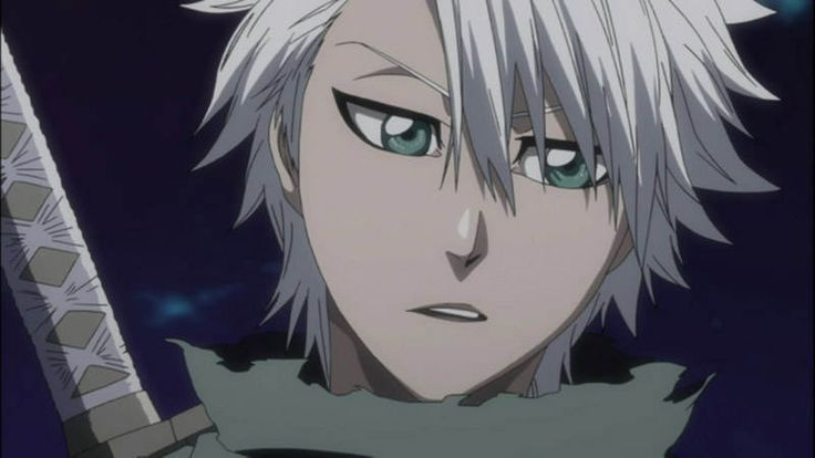 25 Anime Characters That Prove White Hair Is The Sexiest Bleach Anime Bleach Characters Bleach Fanart