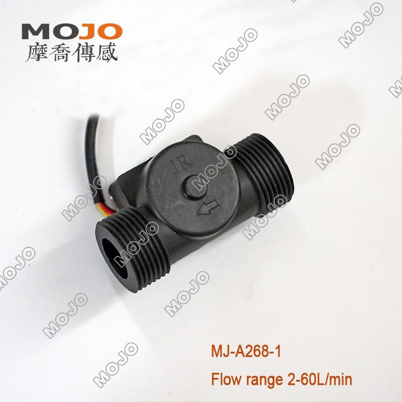 Mj A268 1 1 Inch Plastic Hall Flow Sensor Water Flow Switch Hall Flow Sensor Water Flow Water Dispenser Flow