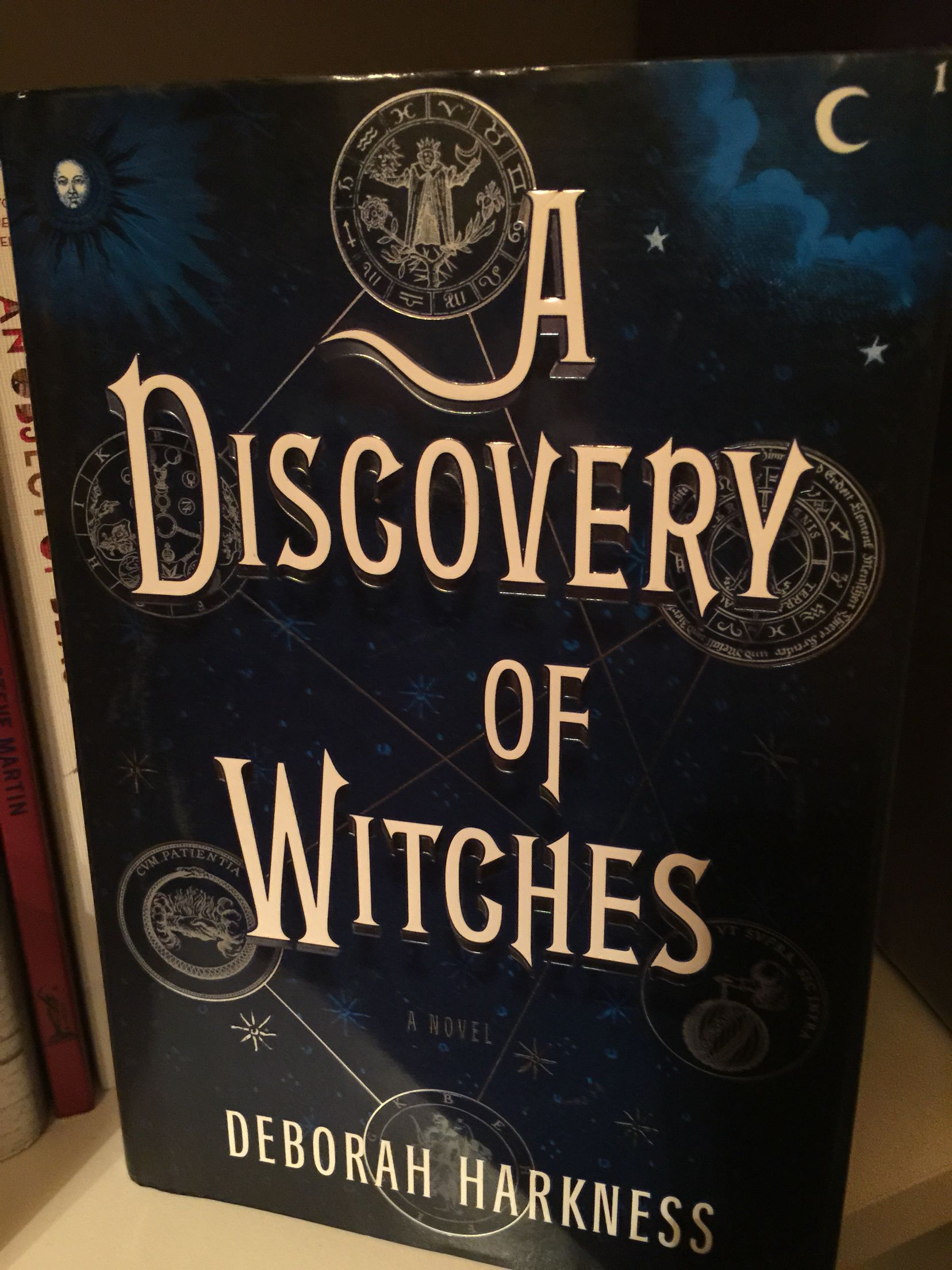 A discovery of witches by deborah harkness a discovery
