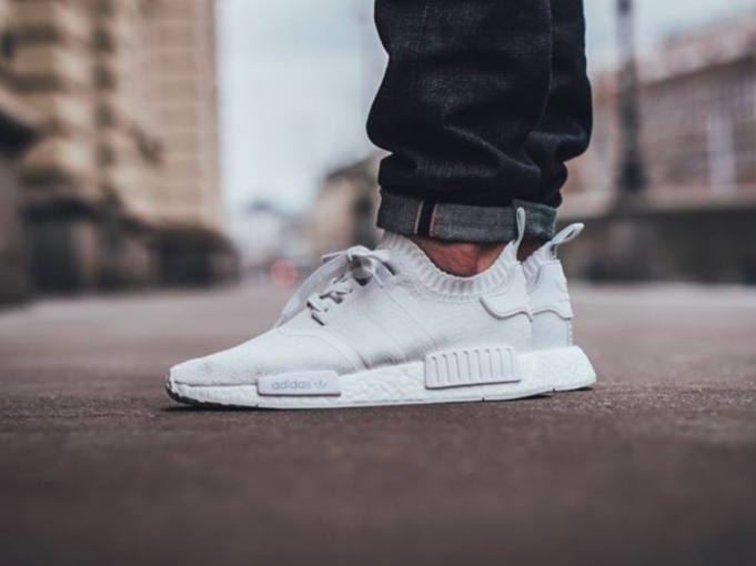 Nmd All White