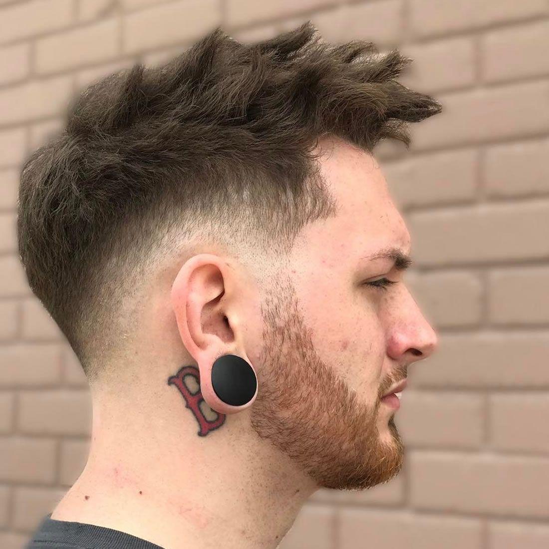 Peinados Para Hombres 2018 2019 Mejor Tutorial De Cabello Para
