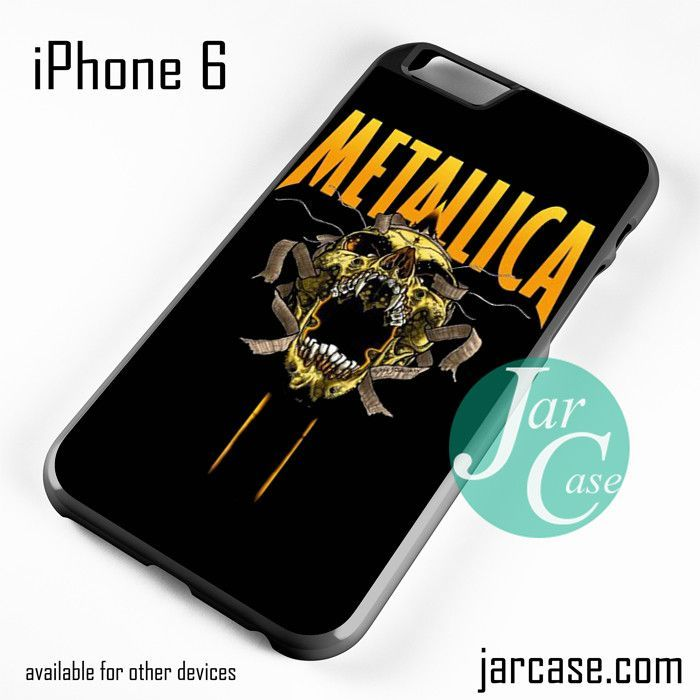 Metallica Skull 1 Phone case for iPhone 6 and other iPhone devices