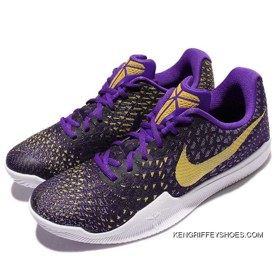 "newest f7d18 e92ef Cheap Nike Kobe 10 ""Blackout"" Laker Purple/Black-Persian Violet Sale  Online, Price: $97.00 - Jordan Shoes,Air Jordan,Air Jordan Shoes"