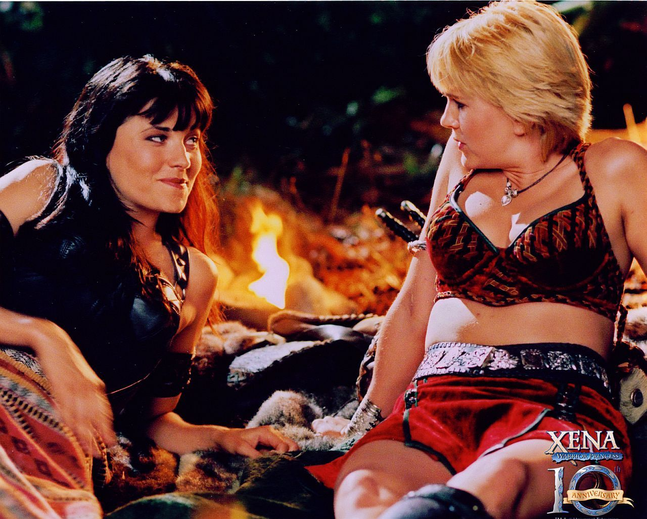 Friend in need xena warrior princess accept. The