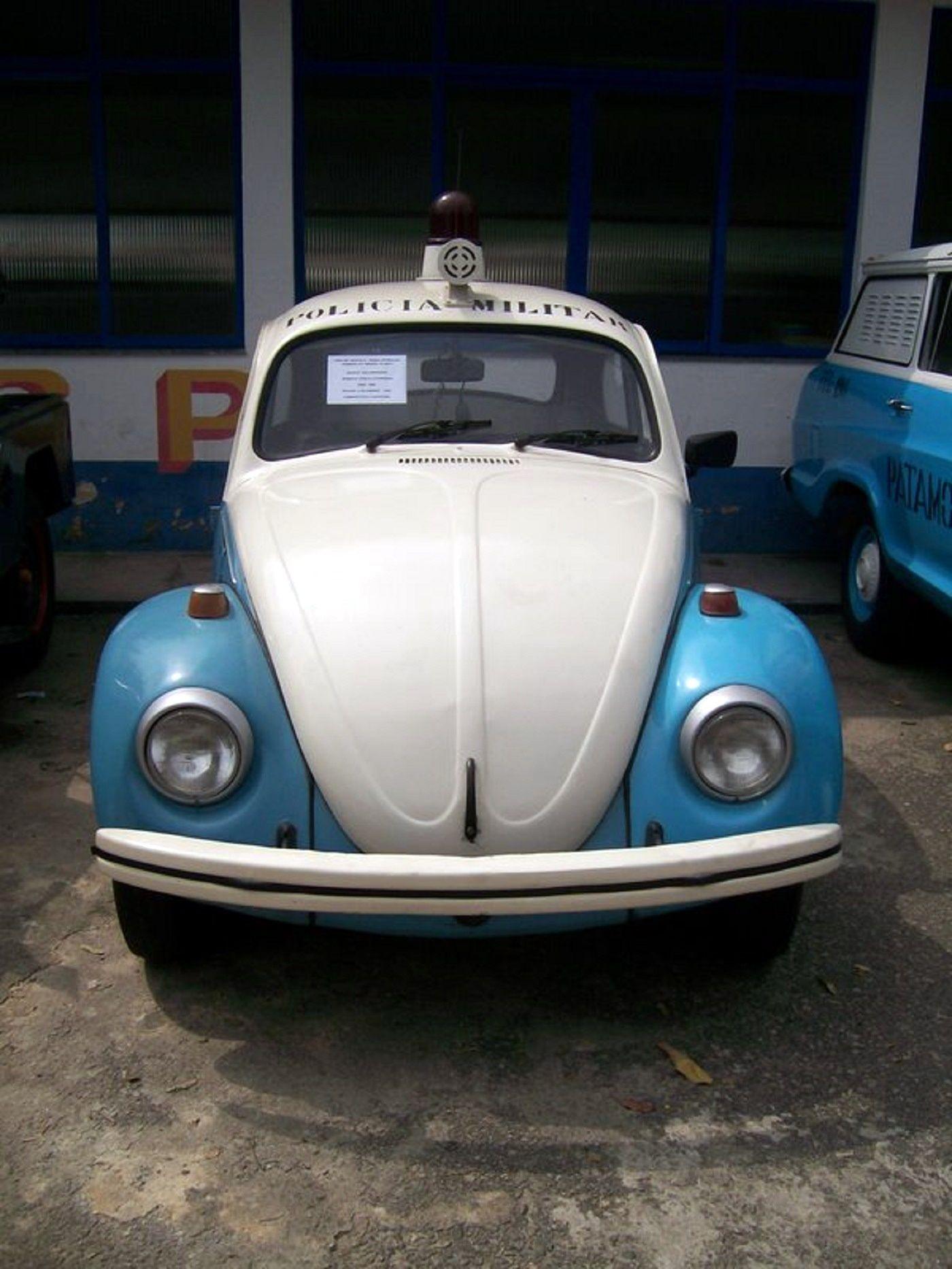 70 Vw Bug : Polícia, Militar, Estado, Janeiro, Fusca, Rádio, Patrulha,, Beetle,, Sedan,
