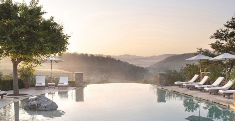 The Five Best 5 Star Hotels In Tuscany Italy Hotels Hotels In