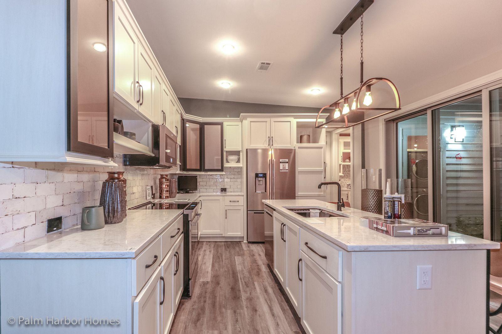 The Atrium Home Palm Harbor Homes Manufactured Home Single