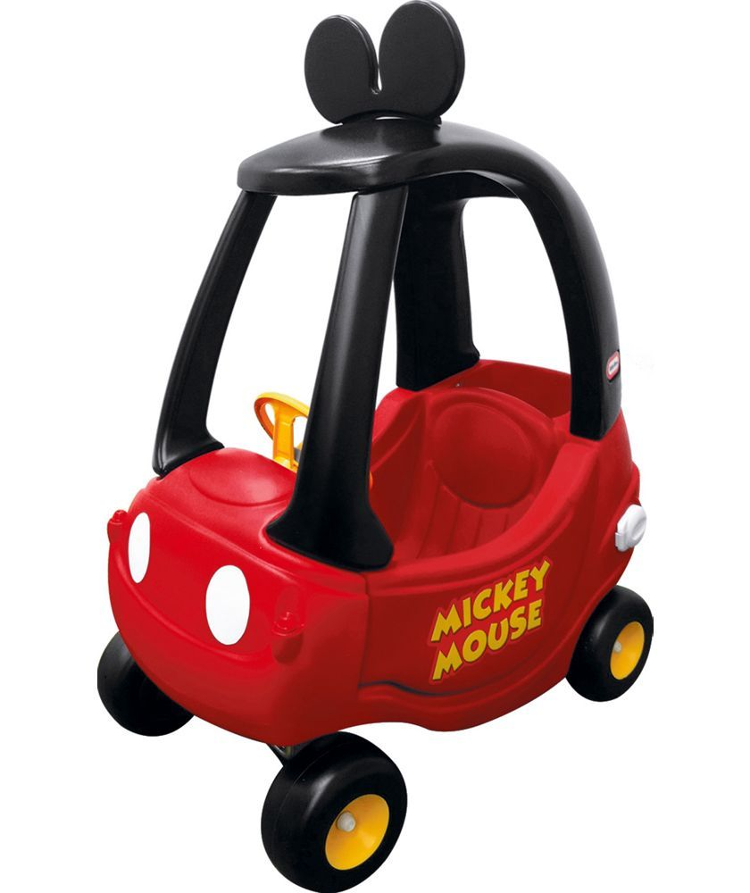 Buy Little Tikes Mickey Mouse Cozy Coupe At Argos Co Uk