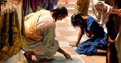 Aquele Que Nao Tiver Pecado Atire A Primeira Pedra Jo 8 1 11