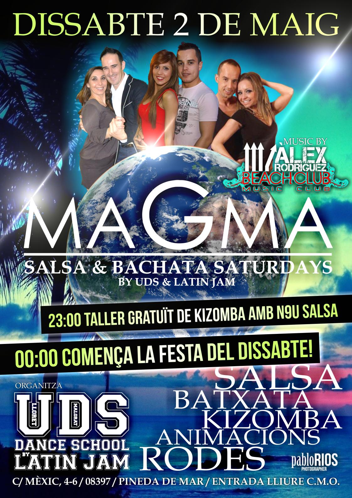 MAGMA PINEDA - 2 de MAYO 2015
