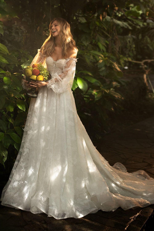 Gorgeous A line Wedding Dress❣️❣️❣️