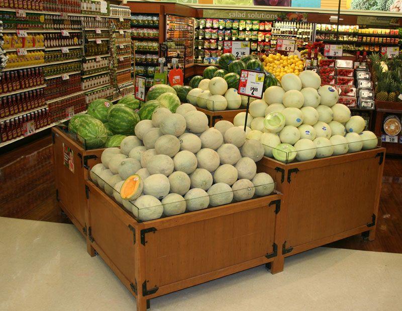 SARBIN Orchard Bin Produce Merchandising System