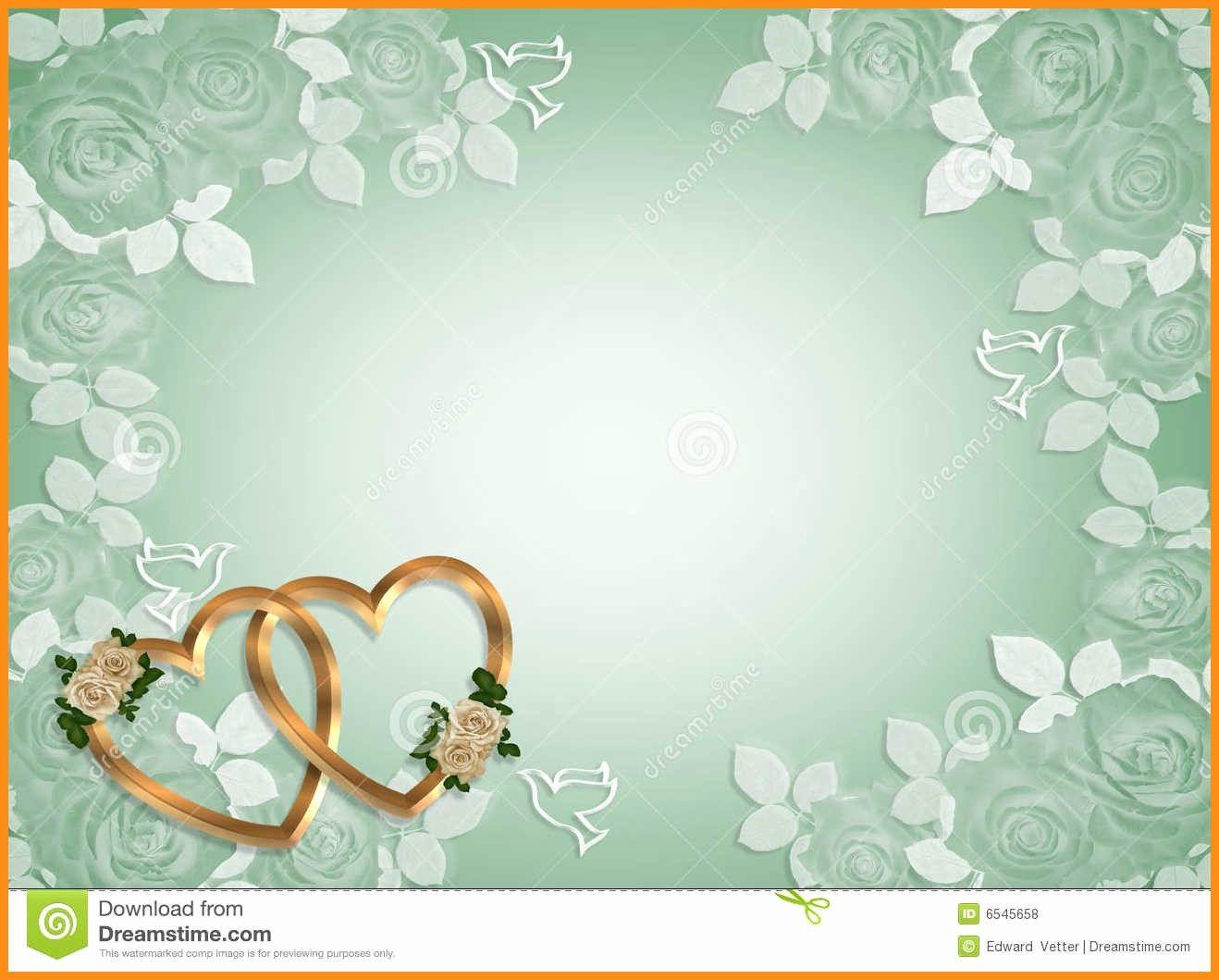 Invitation Cards Template Free Download Unique 11 Invitation Card Te In 2020 Blank Wedding Invitation Templates Wedding Invitation Background Blank Wedding Invitations