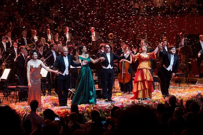 Sydney Opera House New Year's Eve Opera Gala 2019 New