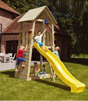 Venta Casita Parque Infantil De Madera Para Exteriores Belvedere Br801401 Parques Infantiles Juegos De Parques Parques