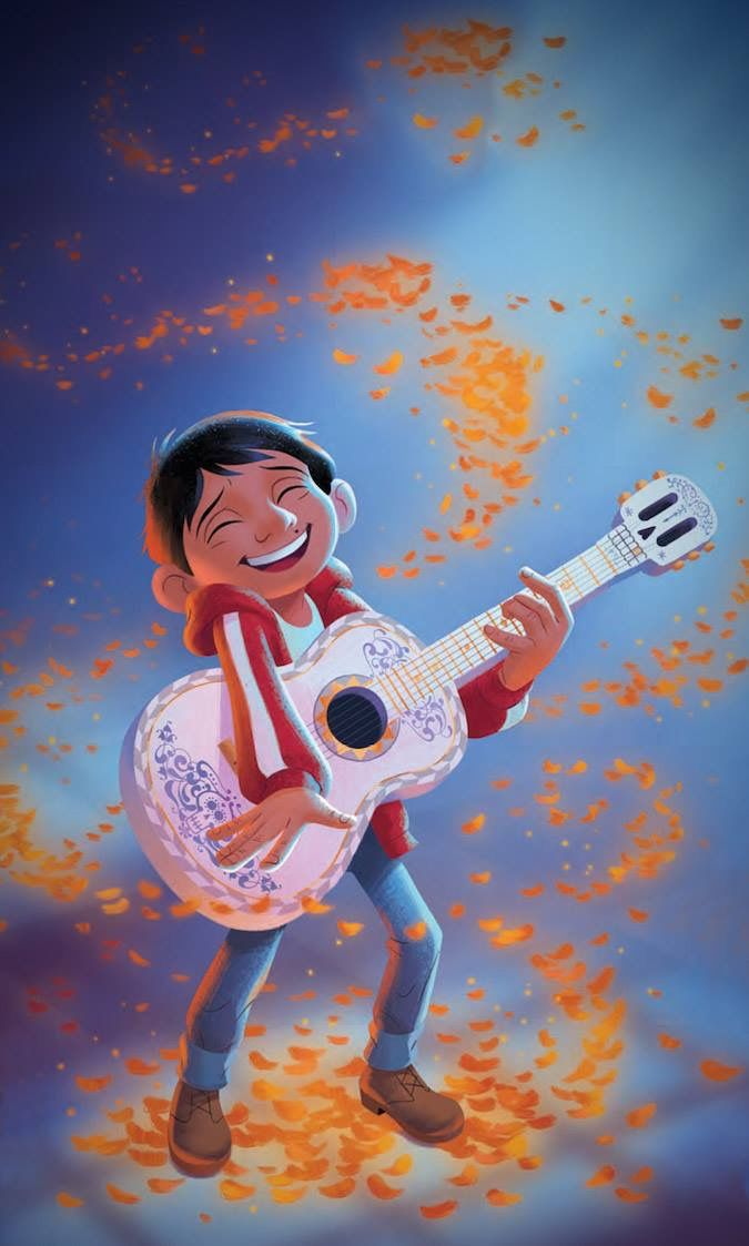 Pin by Disney Lovers! on Coco   Disney animation, Disney ...