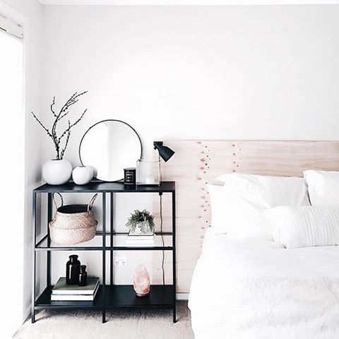 Marvelous Minimalist Bedroom Perfection By The Gorgeous @juthamat_by_jem