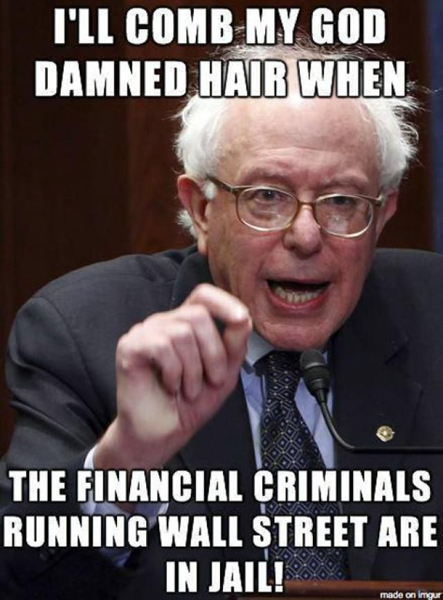 funny bernie sanders memes a laugh a day keeps the doc away