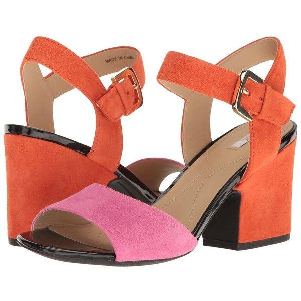 Latest shoes Geox MARILYSE Sandals PinkOrange Women