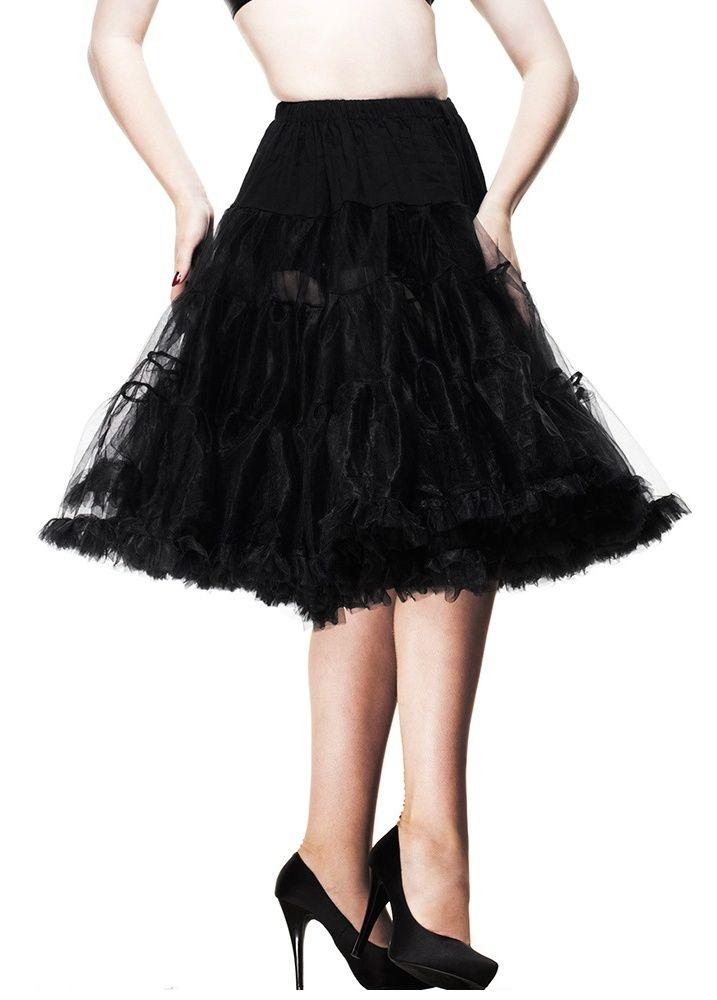 Hell Bunny Long Petticoat