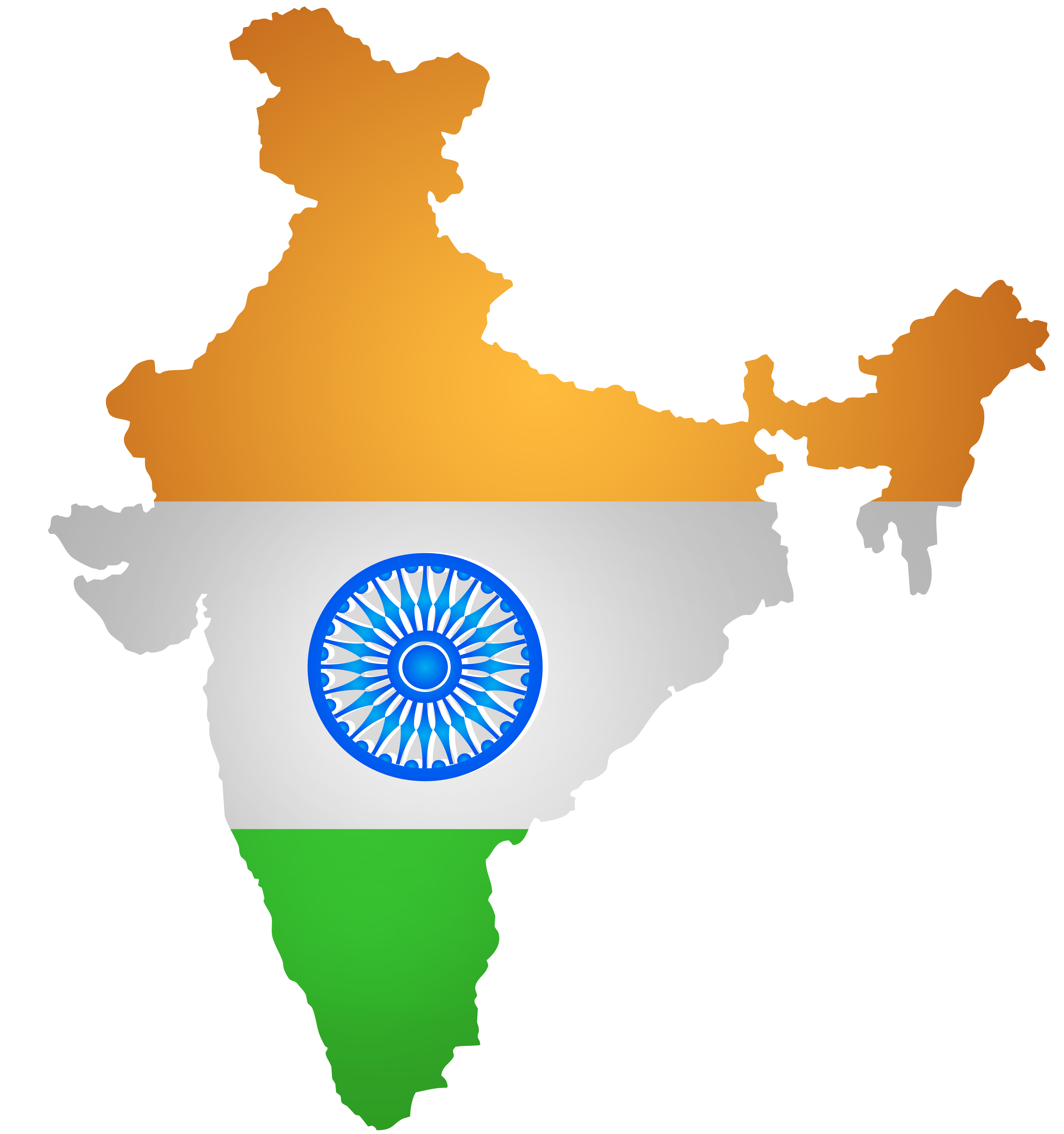 India Map Flag Png Clip Art Png Image Gallery Yopriceville High Quality Images And Transparent Png Free Clipart India Map Indian Flag Images Clip Art