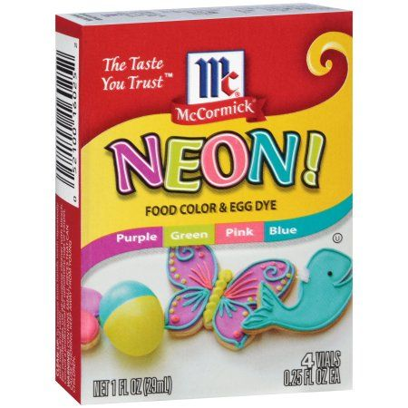 Free 2-day shipping on qualified orders over $35. Buy McCormick Neon ...