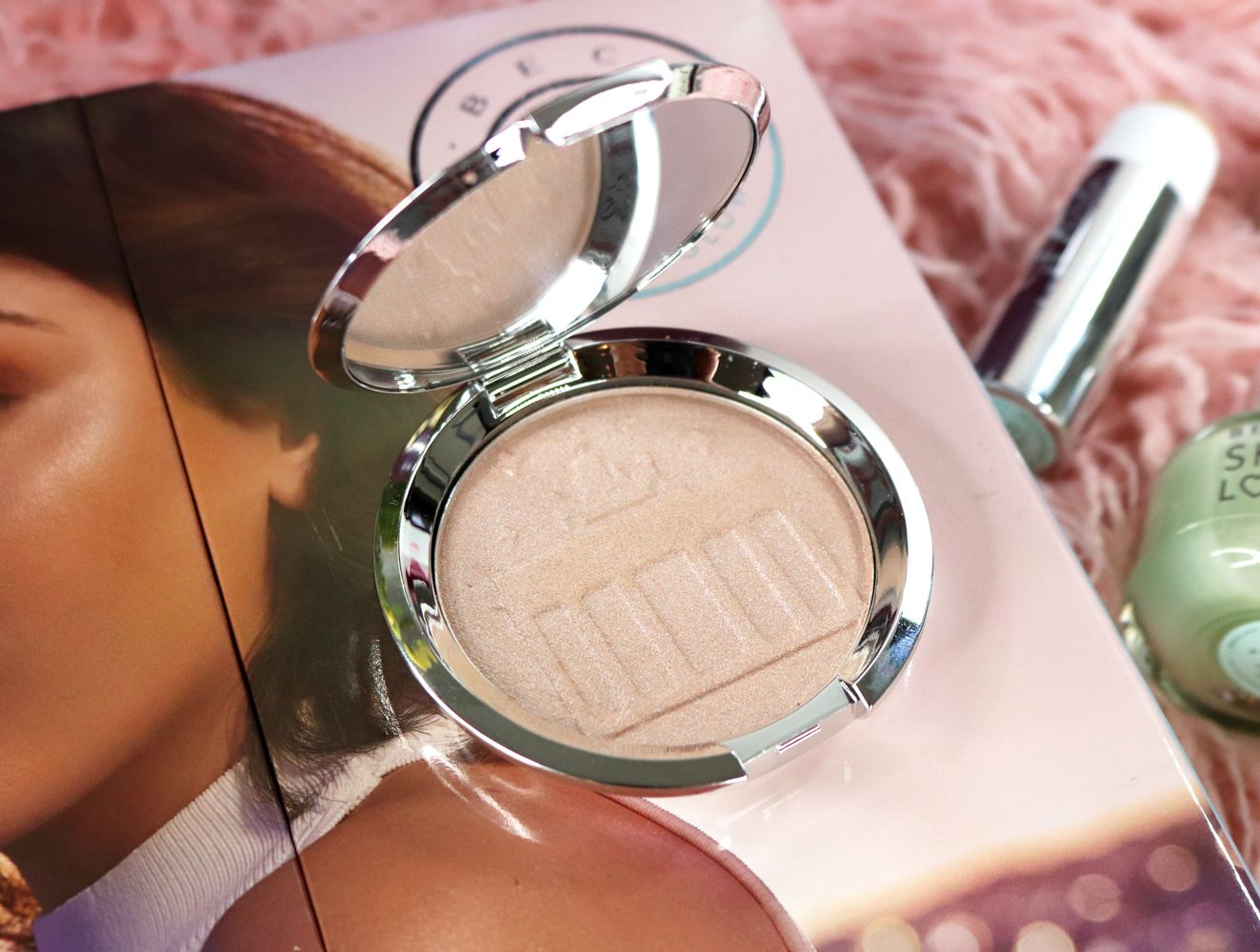 New Becca Highlighters Won T Make You Look Like A Disco Ball Becca Highlighter Highlighter Makeup Becca Highlighter Swatches