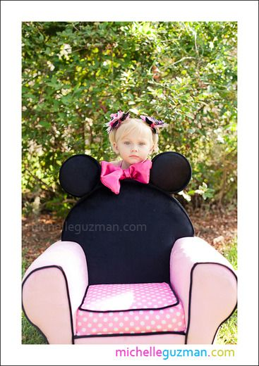 """@Laura Hunter Elepano Photo 1 of 50: Minnie Mouse / Birthday """"Minnie Mouse 2nd Birthday"""" 
