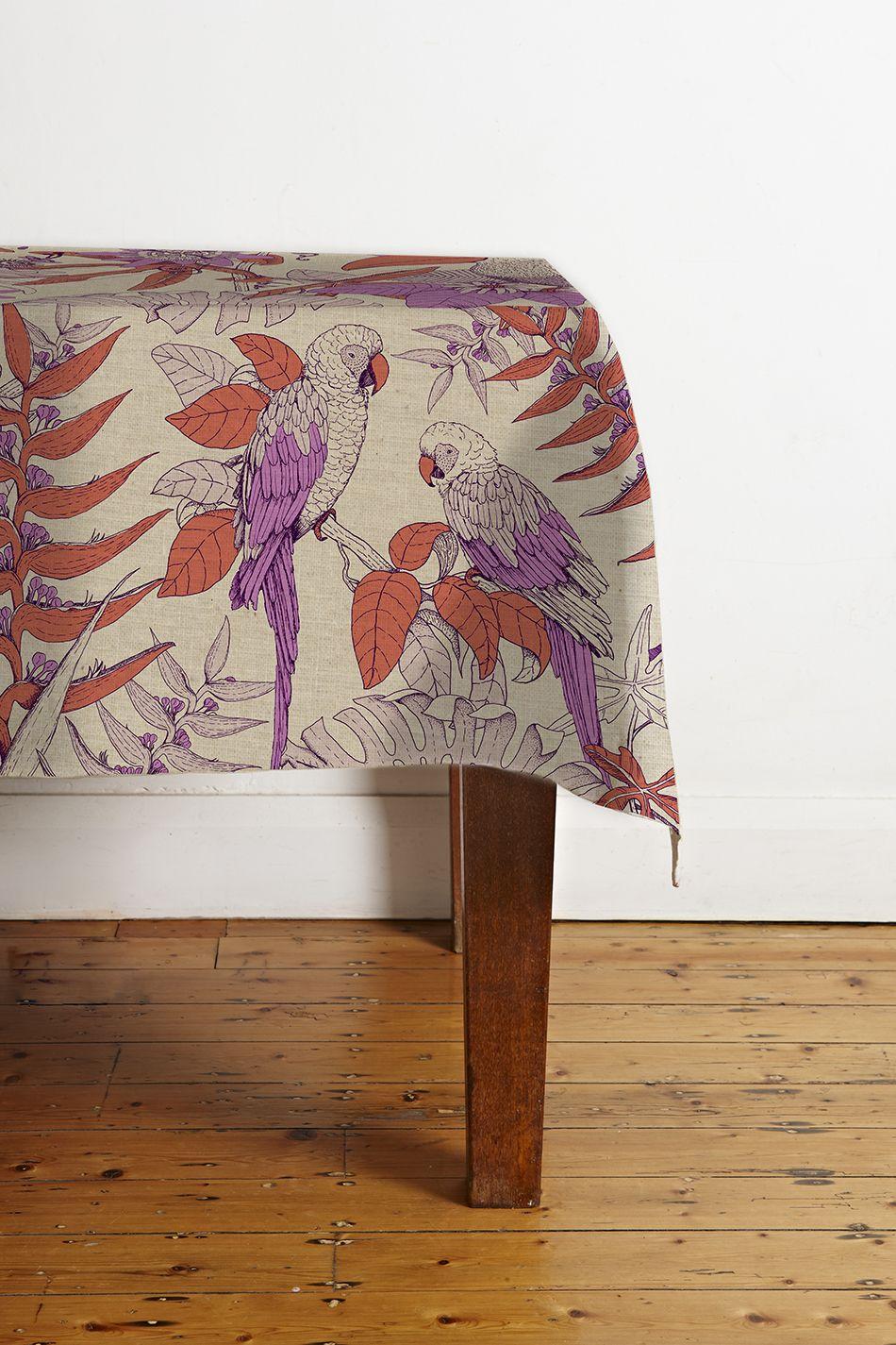 Tablecloth - Tropicalia Sky