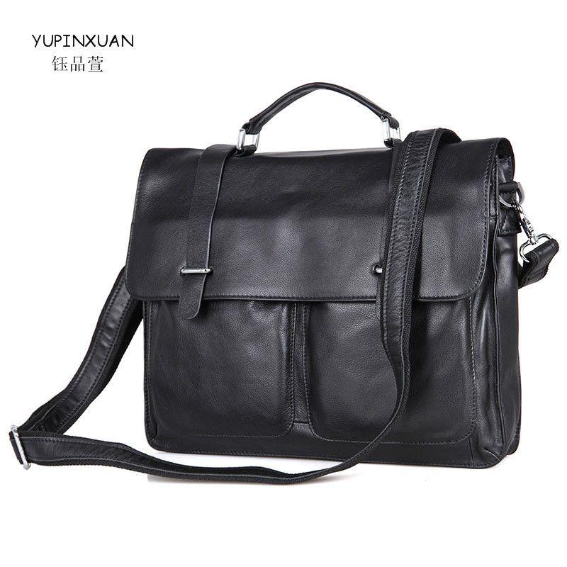 91db74b25b YUPINXUAN Vintage Business Men Briefcases 15