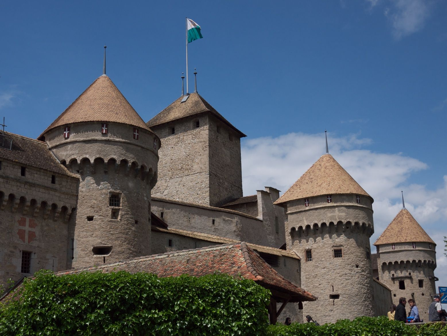 château de chillon | Day Trip to Château de Chillon