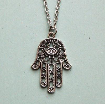Jewel hand of Fatma. ❤
