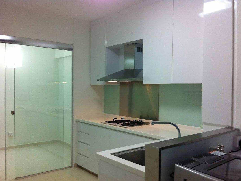Hdb kitchen design pictures my home improvement wet dry kitchen pinterest kitchen for Hdb wet and dry kitchen design