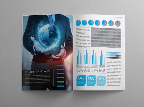 Information-technology-energy-management-business-plan-proposal-13 - technology brochure template