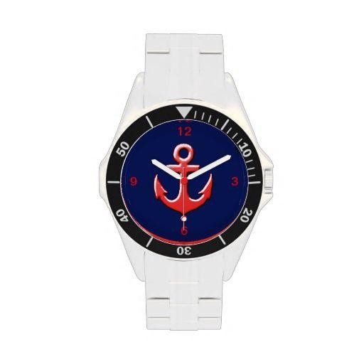 diseño marino relojes de pulsera